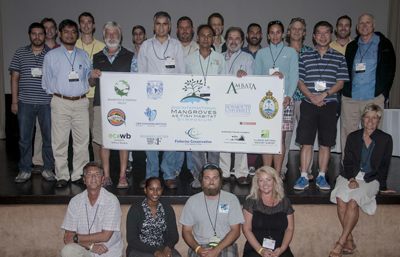 We would like the thank the scientists who participated in the symposium and are dedicated to not only advancing the science of mangroves, but also to working tirelessly to promote the conservation of this precious resource.